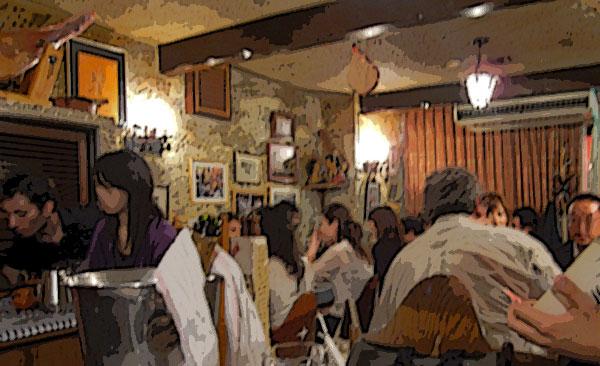 渋谷にスペイン料理の新名所。「チリンギート エ …