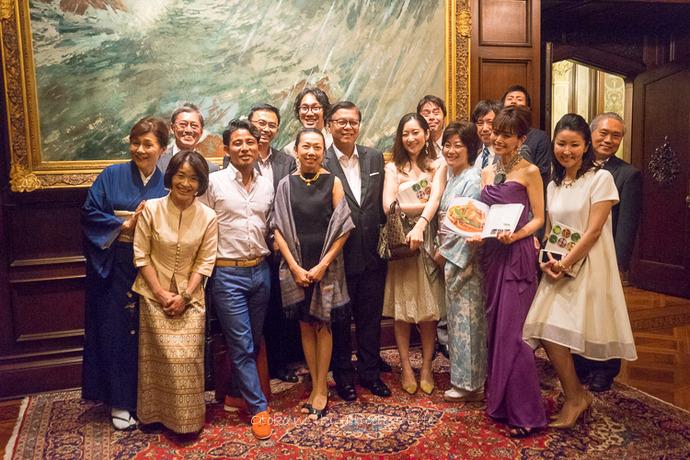 0906タイ大使公邸晩餐会8月-37