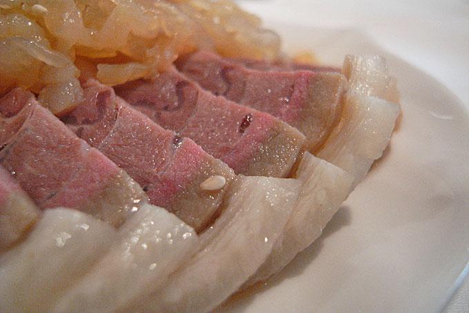 中華豚スライス