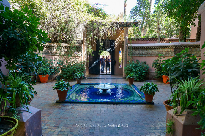 Jardin Majorelle 2017-28
