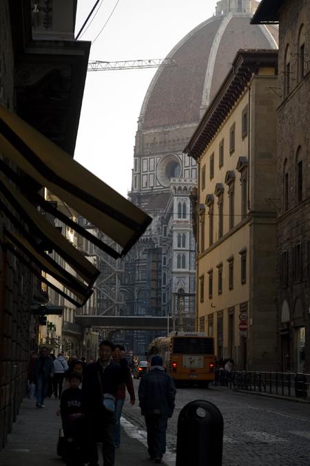 Duomo登場