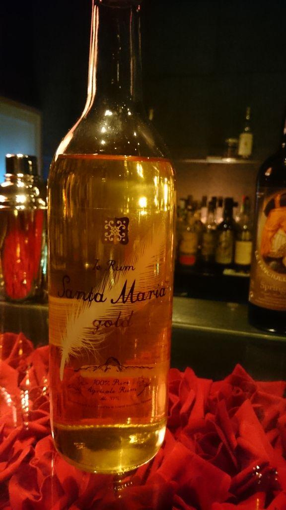 SANTA MARIA GOLD
