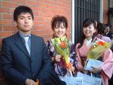 ショウさん、和子さん、みすずさん