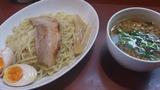 日心月歩 台湾つけ麺1