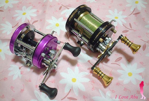 ABU5001Cパープル紫