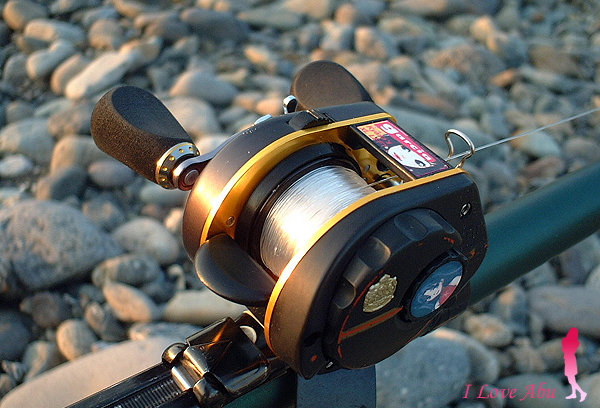 ABU ambassadeur ULTRAMAG XL LH PLUS & FLIPPING★彡