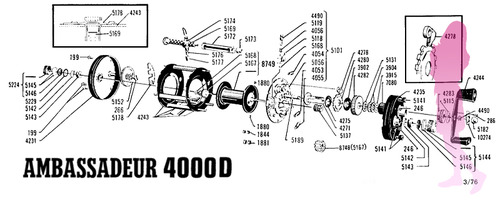 ABU 4000D schematic