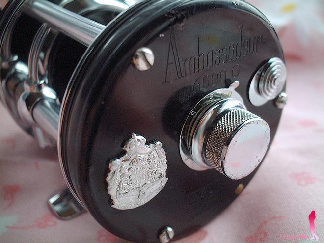 old abu ambassadeur 5000C & 6000C