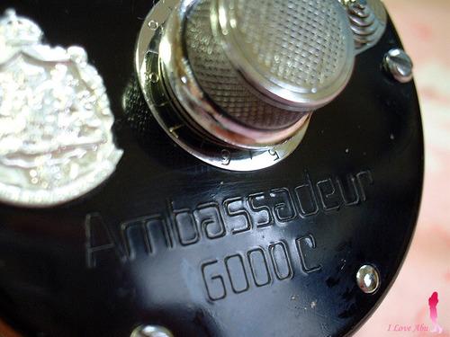 old abu ambassadeur 6000C