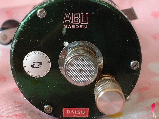 ABU old ambassadeur 5500D direct 1977★彡