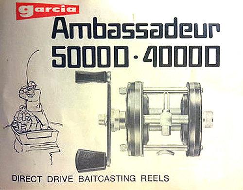 ABU ambassadeur 4000D
