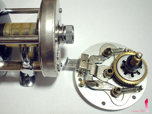 OLD ambassadeur 5500C etc Gear ratio