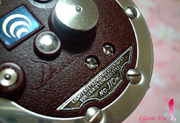 ドラムリール NO110M♪