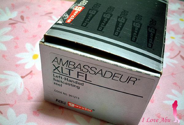ABU ambassadeur XLT FLIPPING ★彡