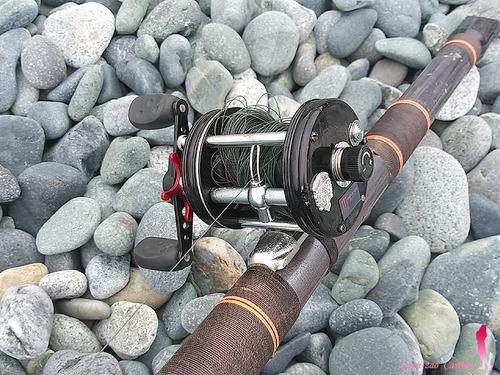 ダイワ サンクリスタル 強弓 54H グラスロッド 磯竿