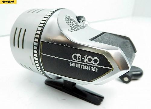 シマノ スピンキャストリール CB100