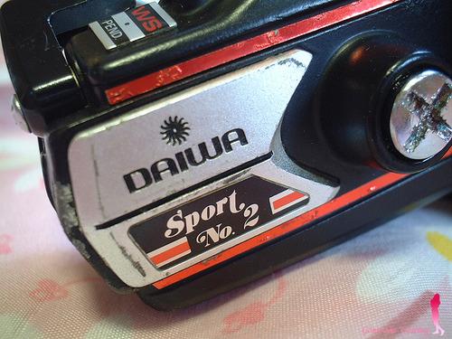 ダイワ カセットスポーツ SPORT NO.2 スピニングリール