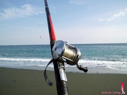 シマノ 投げ竿 エアロキャスト PG & バンタム500