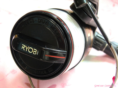RYOBI スピニングリール カーボスパークEX 3500 リョービ♪