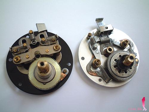 ミリオネア5000 & ABU5500C メカプレート