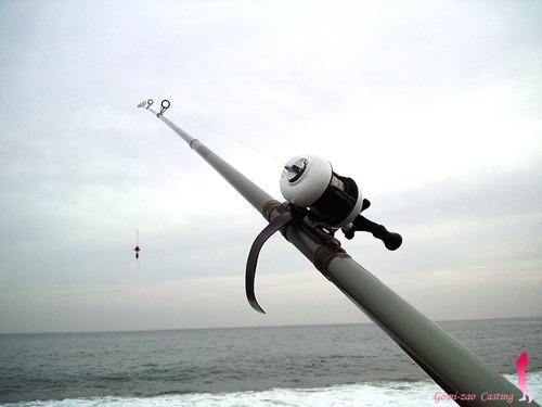 リョービの投げ竿 カーボテック キスマスター SS 30-400