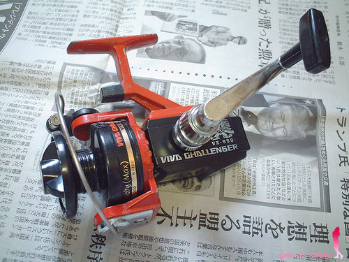 OLYMPIC ビバ チャンレンジャー VX 950 スピニング