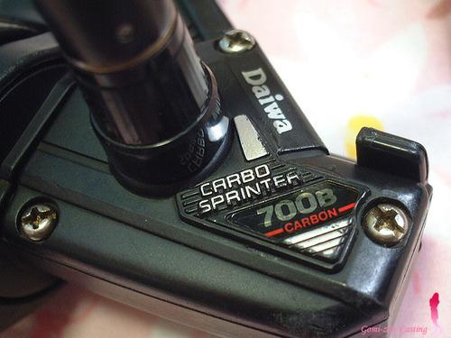 ダイワ カーボスプリンター ST700B 小型スピニング