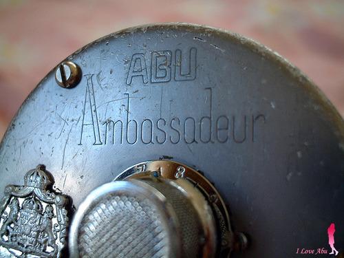 ABU ambassadeur 5500C 1972年★彡