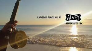 ALVEY Surf reel オーストラリア