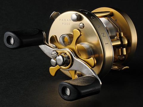 メガバスP300 ゴールド