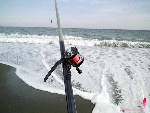 RYOBI 投げ竿 メタルシアサーフ J