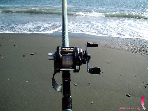 オリムピック 投げ竿 NEW 鱗宝SURF 390 サーフキャスティングモデル★彡