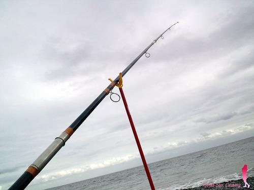 オリムピック 横転式タイコリール 投げ釣り