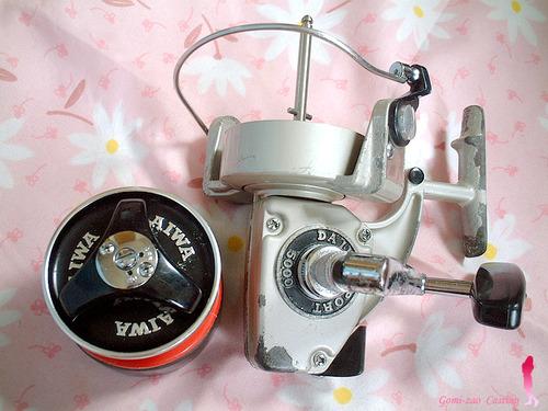 ダイワ スポーツ5000 投げ釣りスピニングリール