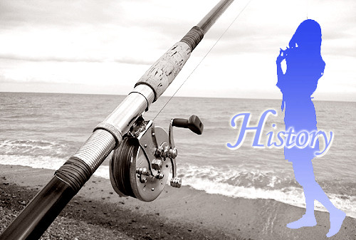 日本の投げ竿・グラスロッドの歴史