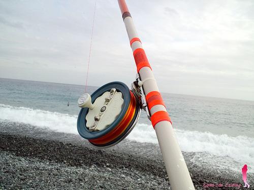 NGK 日本グラスロッド工業 投げ竿 シーチャンピオン