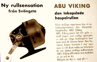 ABU VIKING バイキング スピンキャストリール