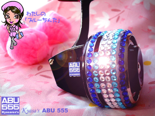 ABU 503改 「555」