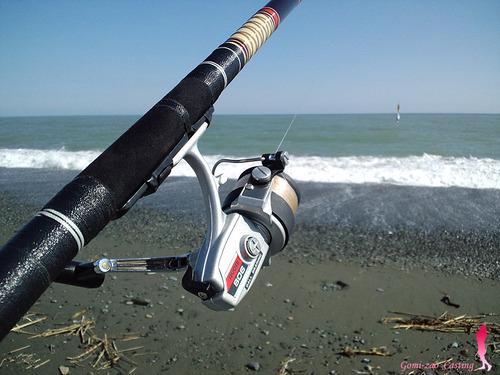リョービ スピニングリール 806 投げ釣り遠投