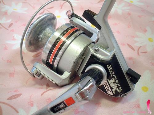 オリムピック LX2000 スピニングリール