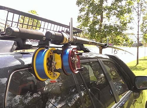 横転式 タイコリール オリムピック リール