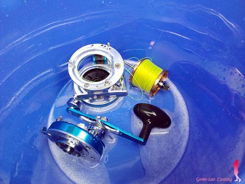 海釣り後のリールメンテナンス方法