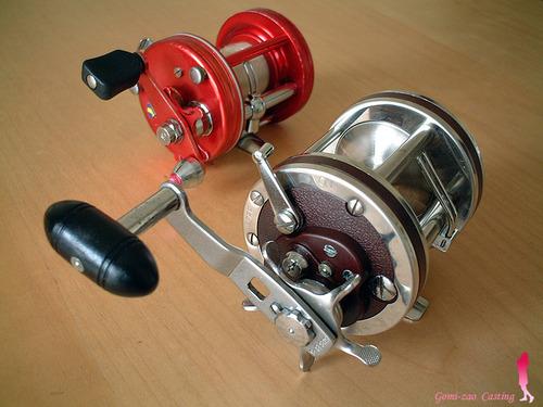 両軸ドラムリール NO.110M