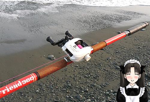 ダイワ カセットスポーツ SPORT NO.2 投げ釣り スピニングリール