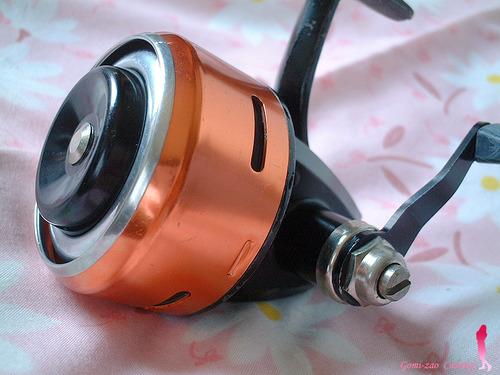 ABU503 (520) オートスピンリール