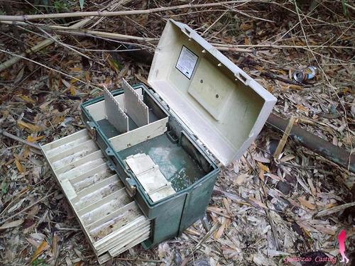 プラノ製 ヴィンテージ タックルボックス