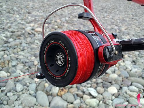 グラスロッド NFT RED SPIN360