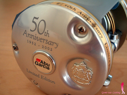 Abu ambassadeur 6501C3 LEFT 50th Anniversary★彡