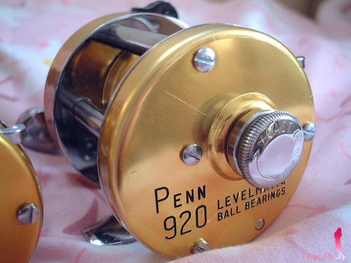 PENN reel LEBELMATIC 920 レベルマチック♪