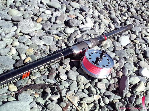 オリムピック 横転式タイコリール 高速型 投げ釣り